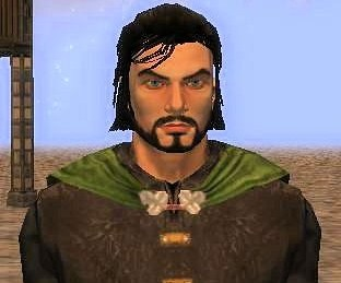 Playable Aragorn Elessar Character Screenshot